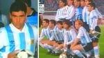 Repechajes históricos: Argentina eliminó a Australia en 1993 [VIDEO] - Noticias de uruguay vs jordania