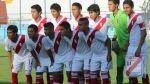 El camino hacia el título: así fue la campaña del Perú campeón Sub 15 - Noticias de jordan guivin