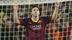 Lionel Messi inició la recuperación de su lesión en el bíceps femoral - Noticias de manuel martin cuenca