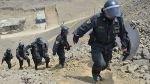 Dos implicados en el robo de uniformes de policías fueron detenidos en Chimbote - Noticias de juegos quemados
