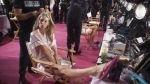 Así se preparan los 'ángeles' para el desfile de lencería de Victoria's Secret [FOTOS] - Noticias de victoria's secret