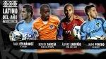 Raúl Fernández clasificó a la gran final del Latino del Año 2013 de la MLS - Noticias de boniek garcia