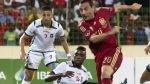España ganó 2-1 a Guinea Ecuatorial con goles de Cazorla y Juanfran - Noticias de jimmy bermudez