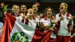 Bolivarianos: Perú ganó medalla de oro en bádminton, judo y wushu - Noticias de daniela macias