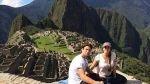 David Ferrer disfrutó de su visita por Cusco y Machu Picchu - Noticias de marta tornel