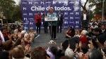 Elecciones en Chile: Bachelet no hará cambios en su equipo de campaña para la segunda vuelta - Noticias de joaquin lavin