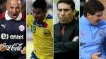 Futbolistas y técnicos que pasaron por el Perú y estarán en Brasil 2014 - Noticias de luis fernando saritama