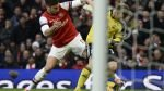 'Blooper' a lo 'Chiquito' Flores le abrió el camino del triunfo al Arsenal [VIDEO] - Noticias de artur boruc