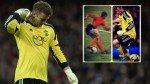 Arquero del 'blooper' ante Arsenal quiso hacer jugada de Johan Cruyff - Noticias de artur boruc