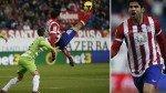 Diego Costa marcó de chalaca en la victoria del Atlético Madrid sobre Getafe [VIDEO] - Noticias de albert lopo