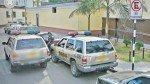 Google Street View muestra al mundo las inconductas de los limeños - Noticias de vehículos mal estacionados