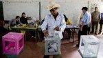 Elecciones en Honduras: los comicios duraron una hora más por masiva afluencia de votantes - Noticias de porfirio lobo