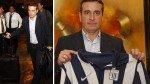 Nuevo DT de Alianza Lima Guillermo Sanguinetti llegó esta madrugada - Noticias de edgardo adinolfi