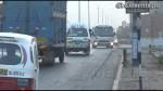 La Carretera Central crece junto con el caos vehicular y el riesgo de peatones - Noticias de accidente vial panamericana norte