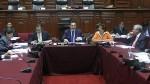 Comisión de Constitución aprobó el regreso a la bicameralidad en el Congreso - Noticias de miguel chehade moya