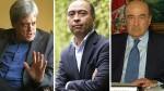 Se oficializó el nombramiento de Kisic, Yamada y González en el BCR - Noticias de jaime serida nishimura