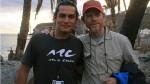 Actor peruano narra su experiencia de trabajar en la nueva película de Ron Howard - Noticias de cristhian esquivel