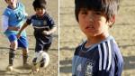 Claudio Ñancufil, el 'Messi de las nieves' que quieren Barcelona y Real Madrid - Noticias de claudio gabriel nancufil