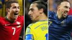 Cristiano, Zlatan y Ribéry, los más egocéntricos del fútbol mundial - Noticias de king maradona