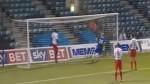 Estaba a centímetros de la línea de gol y falló una ocasión increíble [VIDEO] - Noticias de adam barrett