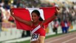 Inés Melchor ganó el oro en los 5 mil metros e impuso récord en los Bolivarianos - Noticias de carolina tabarez