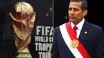 Ollanta Humala tocará y levantará la Copa del Mundo Brasil 2014 - Noticias de lizandra freitas