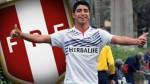 Conoce a Luis Iberico, el goleador peruano del Sudamericano Sub 15 - Noticias de luis enrrique iberico