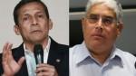 Fuero militar policial podría recoger testimonio de Ollanta Humala por Caso López Meneses - Noticias de sergio monar moyoli