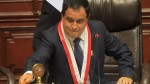 Otárola suspendió pleno en el que se debatía Caso López Meneses - Noticias de mesa directiva del parlamento nacional