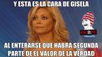 Los memes tras la presentación de Tilsa Lozano en