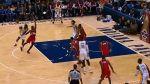 Jugador de la NBA realizó esta genial asistencia sin mirar [VIDEO] - Noticias de charlotte bobcats