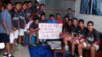 El primer hincha que vio campeonar a Perú en 38 años y lo contó por Twitter - Noticias de estadio ramon tahuichi aguilera