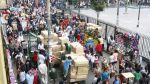 Municipalidad de Lima dispone 135 serenos para control de Mesa Redonda - Noticias de jiron puno