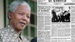 Así informó El Comercio la liberación de Nelson Mandela tras 27 años de prisión - Noticias de aviso racista