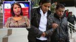 Madre de Ruth Thalía Sayas fue agredida por familiar del asesino de su hija - Noticias de vilma sanchez