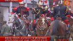 Reemplazo de los Húsares de Junín costó más de S/.10 millones al Estado - Noticias de caballeria mariscal domingo nieto