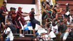 FIFA condenó salvajismo de hinchas en Brasil: imágenes impactantes [VIDEO] - Noticias de william batista