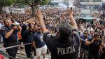 Argentina: nueve muertos deja huelga policial en 17 provincias - Noticias de maria fe cordoba