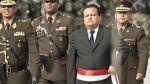 Mindef negó que Urquizo haya propuesto designación de general al Vraem - Noticias de cesar diaz peche