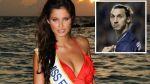 La ex Miss Francia que impresionó a Ibrahimovic en una entrevista [VIDEO] - Noticias de malika menard