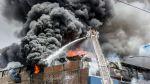 Hacinamiento de mercancías aumenta la cantidad de incendios en diciembre - Noticias de industrias manrique