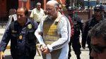 Sujeto buscado por el FBI cumplirá sentencia en el Perú antes de ser extraditado - Noticias de erick bartoli orlandini