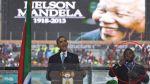 Nadie sabe dónde está falso intérprete de la despedida a Nelson Mandela - Noticias de jackson mthembu