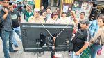 Unos 2.500 ambulantes ilegales invaden diariamente calles del Cercado de Lima - Noticias de helbert gutierrez