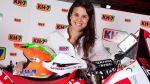 Laia Sanz, la bella motociclista que participará en su cuarto Dakar [VIDEO] - Noticias de dakar 2013