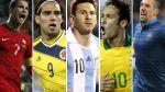 Brasil 2014: diez partidazos imperdibles de la fase de grupos del Mundial - Noticias de uruguay vs jordania