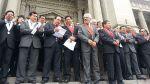 """Jueces rechazan """"manera apresurada"""" en que se aprobó nueva ley sobre PJ - Noticias de homologación de sueldos"""