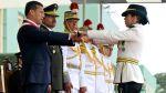 Una mujer obtuvo por primera vez la Espada de Honor en el Ejército peruano [FOTOS] - Noticias de vanessa torres sullca