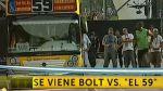 La decepcionante carrera que ganó Usain Bolt al Metrobus de Argentina - Noticias de kimmari roach