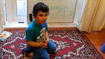 Niño genio de 4 años es comparado con Einstein, Gates y Hawking - Noticias de amanda sarabi